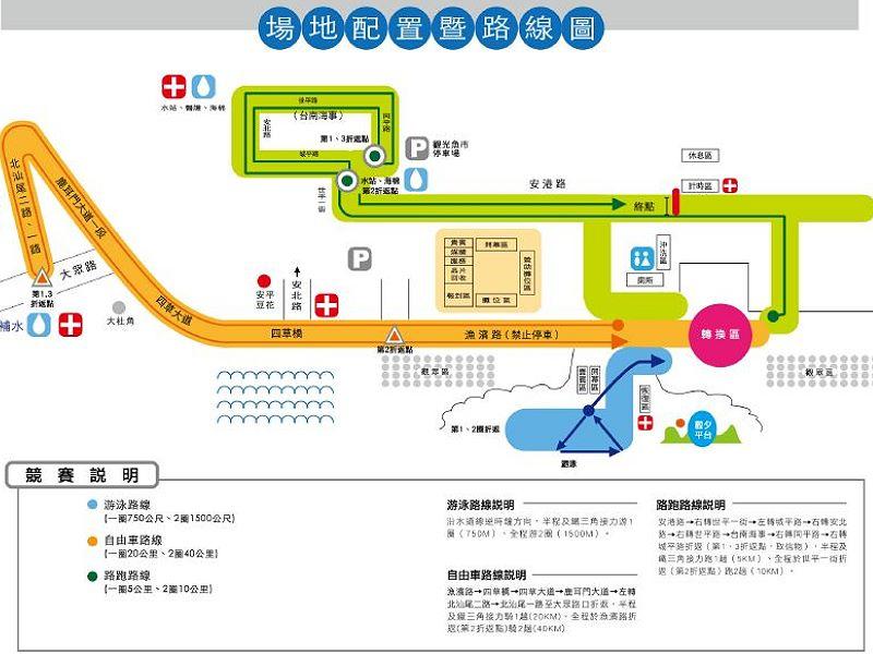 台南安平旅游