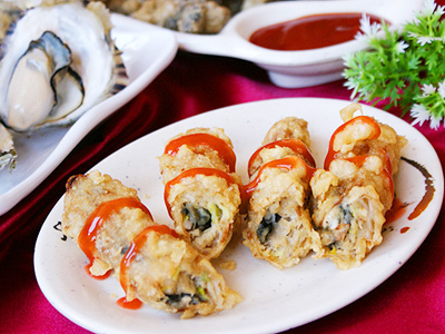 Anping Delicacy‧Chen Family's Fried Oyster Rolls
